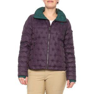 The North Face Holladown Down Crop  Puffer Jacket